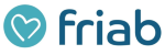 Friab individ & familj AB logotyp