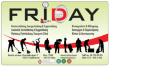 Friday Riv, Städ och Bygg AB logotyp