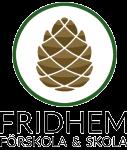 Fridhems Friskolas Ekonomiska Fören logotyp