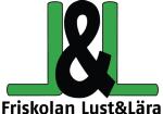 Friskolan Lust & Lära i Bollnäs AB logotyp