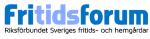 Fritidsforum- Riksf Sveriges Fritids O Hemgårdar logotyp