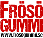 Frösö Gummi AB logotyp