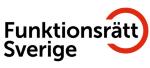 Funktionsrätt Sverige logotyp