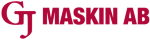 G J Maskin AB logotyp