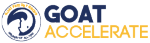 G.O.A.T Accelerate AB logotyp