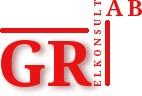 G.R Elkonsult AB logotyp