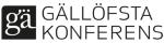 Gällöfsta Konferens AB logotyp
