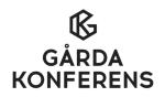 Gårda konferens AB logotyp
