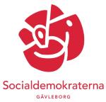 Gävleborgs Läns Socialdemokratiska Partidistrikt logotyp