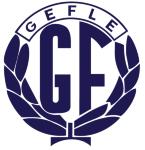 Gefle Gymnastiksförening logotyp