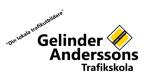 Gelinder & Anderssons Trafikskola AB logotyp