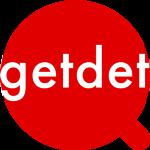 Getdet AB logotyp