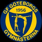 Gf Göteborgs Gymnasterna logotyp