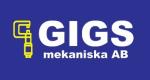 Gigs Mekaniska AB logotyp