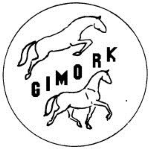 Gimo Ridklubb logotyp