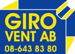 Giroventilation AB logotyp