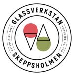 Glassverkstan på Skeppsholmen AB logotyp