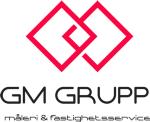 GM Grupp Måleri & Fastighetsservice logotyp