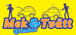 GMT Grimbos Mek & Tvätt AB logotyp