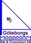 Göteborgs Båt & Finsnickeri AB logotyp