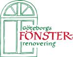 Göteborgs Fönsterrenovering AB logotyp