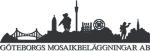 Göteborgs Mosaikbeläggningar AB logotyp
