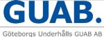 Göteborgs Underhålls Guab AB logotyp