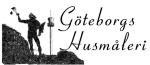 Göteborgs Villa och Husmåleri AB logotyp