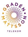 Gradén Mattsson Telekom AB logotyp