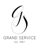 Grand Service AB logotyp
