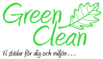 Green Clean Sverige AB logotyp