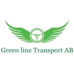 Green line Transport AB logotyp