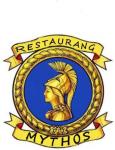 Grekisk Restaurang Mythos AB logotyp