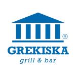 Grekiska Vaxholm AB logotyp