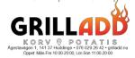 Grilles AB logotyp