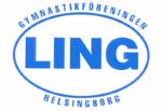 Gymnastikföreningen Ling logotyp