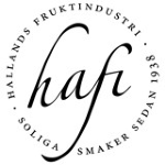 Hafi, Hallands Fruktindustri AB logotyp