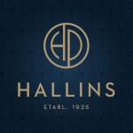 Hallins Parfymeri AB logotyp