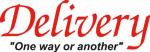 Halmstads Delivery AB logotyp