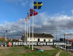 Hamnens Pizza & Restaurang KB logotyp