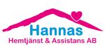 Hannas hemtjänst och assistans AB logotyp