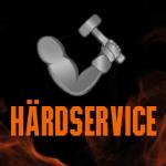 Härdservice i Halmstad AB logotyp