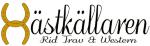 Hästkällaren Rid Trav & Western AB logotyp