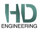 Hd Engineering AB logotyp