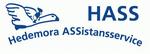 Hedemora Assistansservice Ekonomisk Fören logotyp
