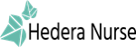 Hedera Nurse AB logotyp