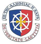 Heliga Katarinas Skolstift logotyp