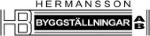 Hermansson Byggställningar AB logotyp