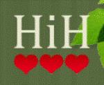 Hih-Hushållsnäratjänster i Halland logotyp
