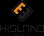 Hisland Solutions AB logotyp